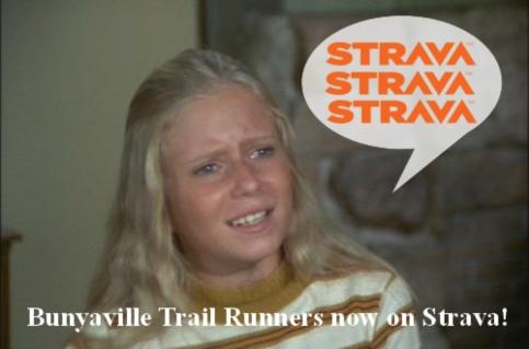marcia strava btr bunyaville trail runners brisbane