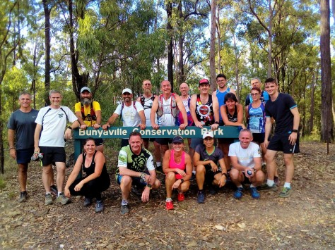 Bunyaville Trail Runners Bunya Belles